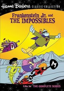 Frankenstein Jr. And the Impossibles: The Complete Series