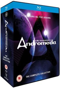 Gene Roddenberry's Andromeda: The Complete Collection [Import]