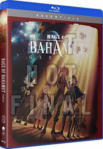 Rage Of Bahamut: Genesis - Complete Series