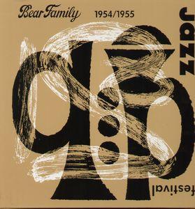 German Jazz Festival: 1954-55