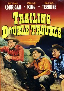 Range Busters: Trailin Double Trouble