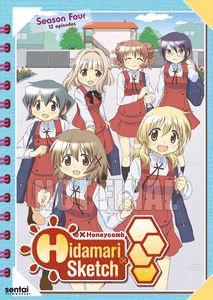 Hidamari Sketch: Honeycomb