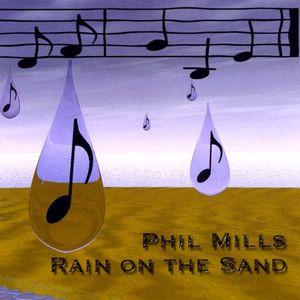Rain on the Sand