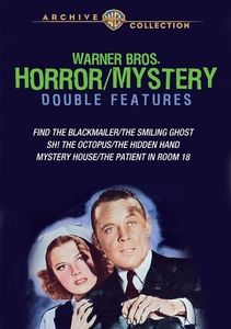 Warner Bros. Horror/ Mystery Double Features