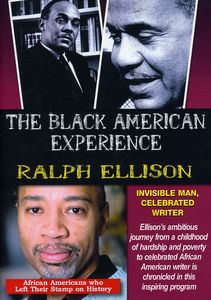 Ralph Ellison Invisible Man, Celebrated Writer