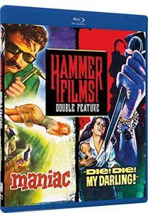 Hammer Films Double Feature (Maniac /  Die! Die! My Darling!)