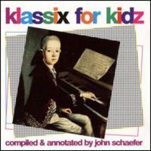 Klassix For Kidz /  Various