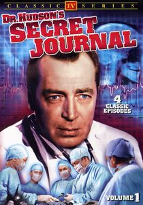 Dr Hudson's Secret Journal