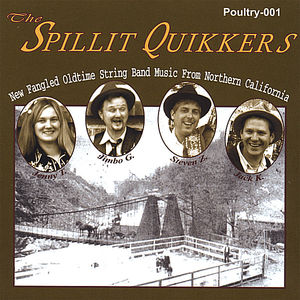 New Fangled Oldtime Stringband Music from Northern