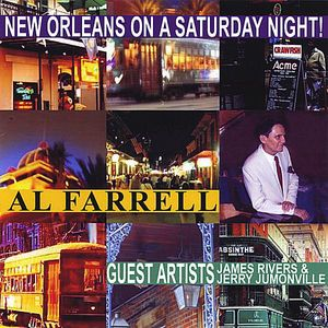 New Orleans on a Saturday Night
