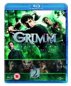 Grimm-Complete Series 2