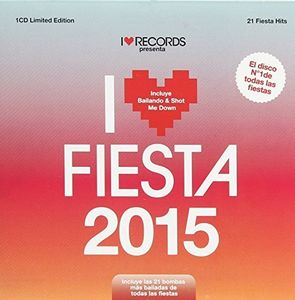 I Love Fiesta 2015 /  Various [Import]