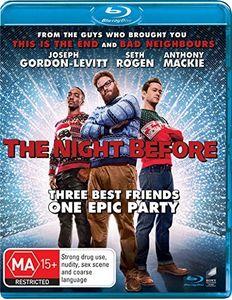 Night Before [Import]