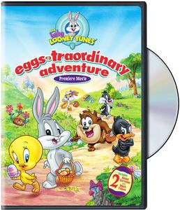 Baby Looney Tunes' Eggs-traordinary Adventure