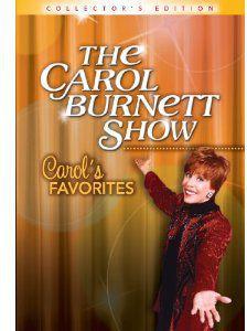 The Carol Burnett Show: Carol's Favorites (6 DVD Set)