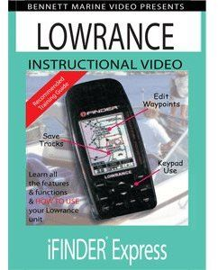 Lowrance Ifinder Express