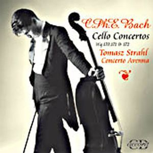 Cello Concertos WQ 170 171 & 172