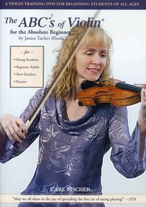 ABC's of Violin for the Absolute Beginner