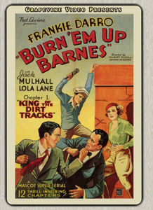 Burn 'Em Up Barnes (1934)