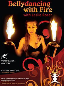 Bellydancing With Fire