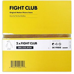 Fight Club (Original Soundtrack) [Import]
