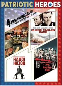 4 Film Favorites: War Heroes
