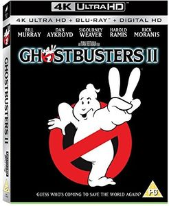 Ghostbusters 2 [Import]