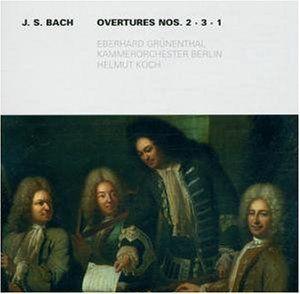 Overtures 1-3