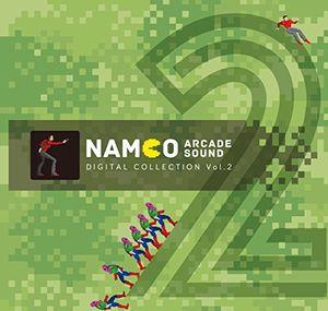 Namco ARCAde Sound Digital Coln Vol 2 (Original Soundtrack) [Import]