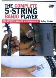The Complete 5 String Banjo Player