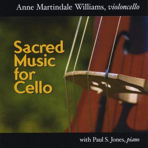 Sacred Music for Cello