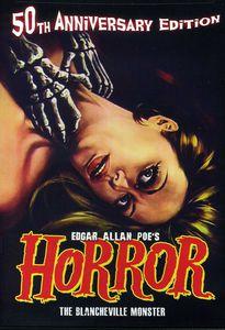 Edgar Allan Poe's Horror 50th Anniversary
