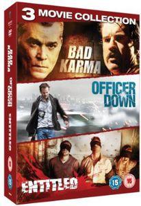 Crime Triple (Bad Karma/ The Entitled/ Officer Down) [Import]