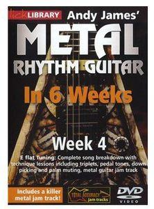Methal Rhythm Guitar in 6 Weeks 4