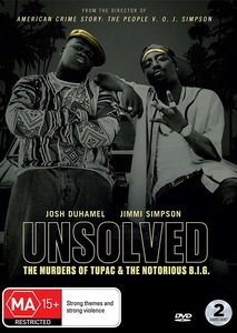 Unsolved: The Murders Of Tupac & The Notorious B.I.G [Import]