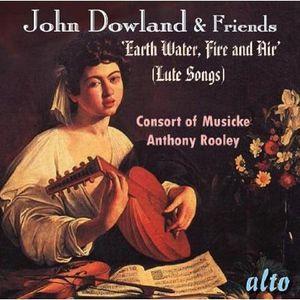 John Dowland & Friends Lute Songs
