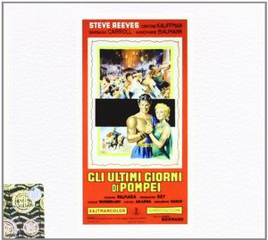 Gli Ultimi Giorni Di Pompei (The Last Days of Pompeii) (Original Soundtrack) [Import]