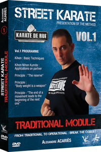 Street Karate, Vol. 1: Traditional Module