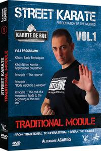 Street Karate, Vol. 1: Traditional Module