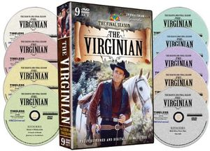 The Virginian: The Complete Final Season
