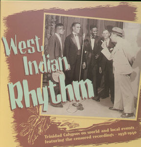 West Indian Rhythm: Trinidad Calypsos