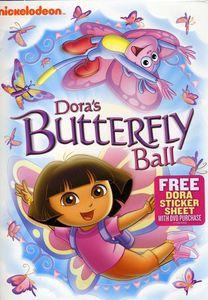 Dora the Explorer: Dora's Butterfly Ball
