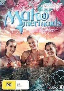 Mako Mermaids: Season 2 Vol. 1 [Import]