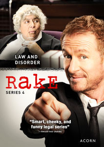 Rake: Series 4