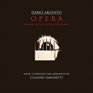 Opera (dario Argento) - O.s.t.