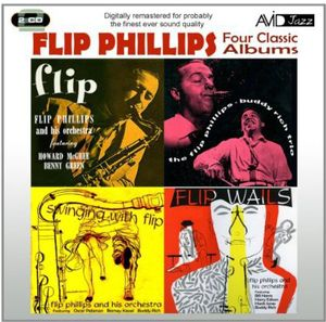 Flip/ Phillips-rich Trio/ Flip Wails/ Swinging With