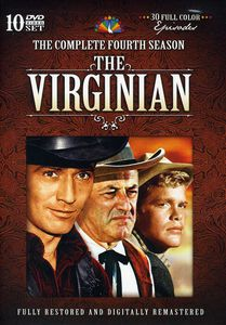 The Virginian: The Complete Fourth Season