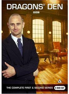 Dragons Den Complete BBC Series 1 & 2 [Import]