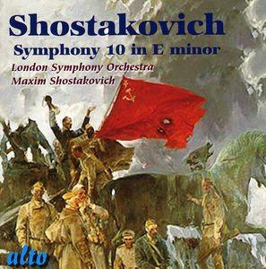 Symphony 10 in E minor