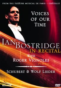 Ian Bostridge in Recital: Schubert & Wolf Lieder